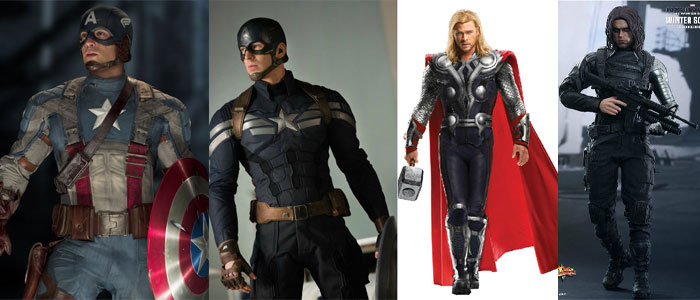 View Movie & TV Costumes