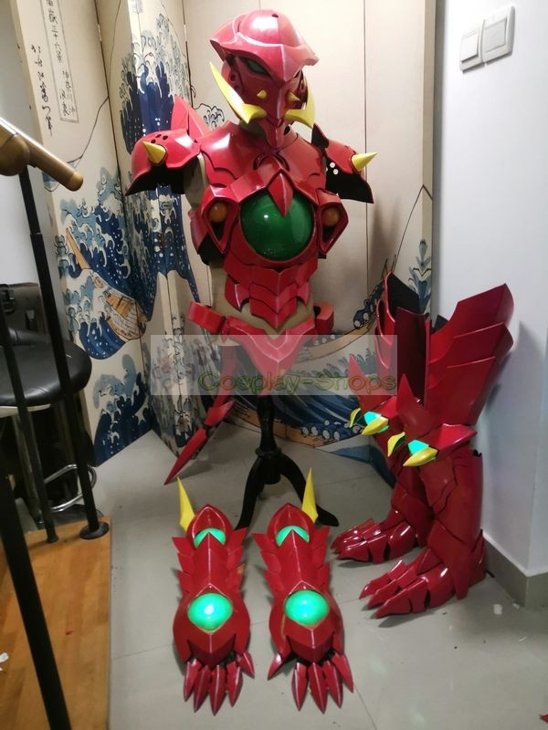 Custom Cheap High School Dxd Red Dragon Emperor Ddraig Cosplay Armor In High School Dxd For Sale Online Cosplay Shops Com Possibly, one of the possible designs for my proposed character red armor is similar to this armor but do not have the eyes in the chest, do not have the. cosplay shops com