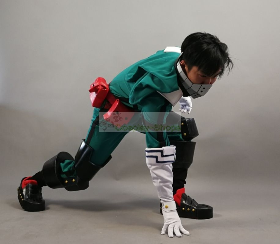 Custom Cheap My Hero Academia Midoriya Izuku Costume Gamma