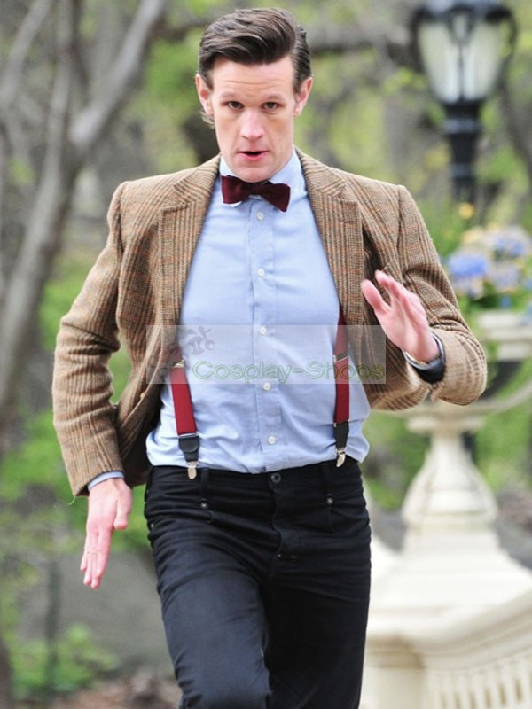 Custom Cheap Doctor Who 11th Doctor Matt Smith Full Outfit ...
