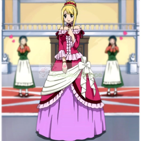 Fairy tail lucy outfits