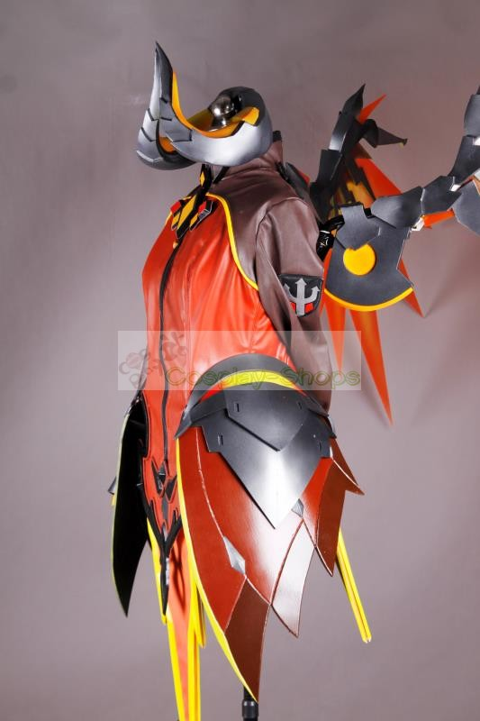 custom cheap overwatch devil mercy full armor cosplay in overwatch mercy for sale online