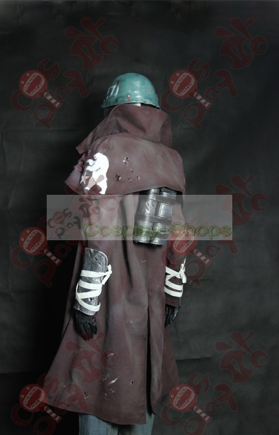 female Fallout cosplay 4