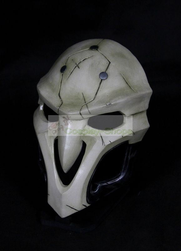 Custom Cheap Overwatch Reaper in-game Cosplay Mask In ...
