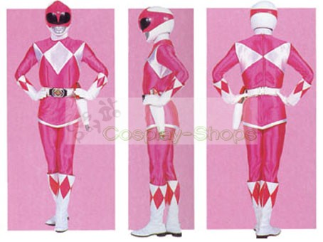 Power Rangers Mighty Morphin Pink Ranger Mei Ptera Ranger Cosplay Costume  sc 1 st  Cosplay-shops.com & Custom Cheap Power Rangers Mighty Morphin Pink Ranger Mei Ptera ...