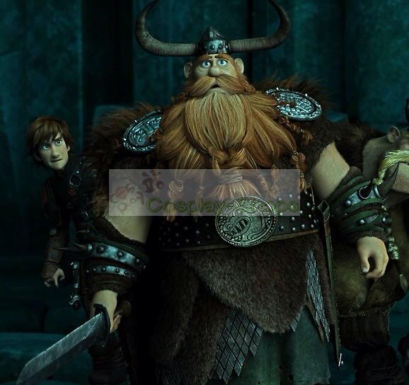 Custom Cheap How To Train Your Dragon 2 Stoick The Vast Full Cosplay Costume In How To Train Your Dragon 2 Stoick The Vast For Sale Online Cosplay Shops Com