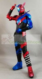 Kamen Rider Build Rabbit Tank Form Masked Rider Cosplay Costume