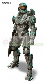 Halo Recon Spartan Cosplay Armor