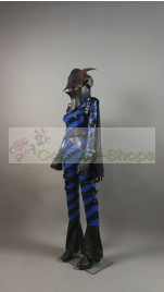 Persona 5 Goro Akechi Black Mask Cosplay Costume