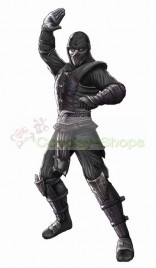 Mortal Kombat 9 Noob Saibot Whole Cosplay Outfit