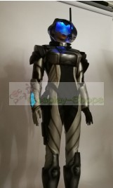 PROJECT: Ashe League of Legends LOL Armor Cosplay Costume