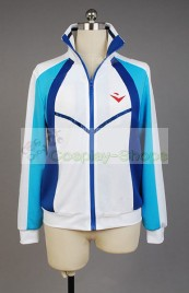 Free! - Iwatobi Swim Club Haruka Nanase High School Uniform Sprot Wear Cosplay Costume