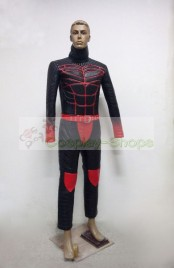 Kingdom Hearts Vanitas Cosplay Costume
