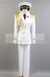 Shining All Star Rainbow Dream Cosplay Costume from Uta no Price-sama