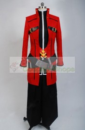 BlazBlue Calamity Trigger Ragna the Bloodedge Cosplay Costume
