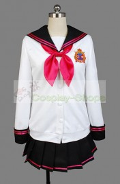 Brothers Conflict Ema Hinata Dress Cosplay Costume