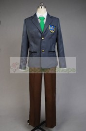 Free! - Iwatobi Swim Club Haruka Nanase Junior School Uniform Cosplay Costume
