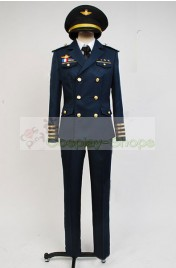 Shining Airlines Commander Uniform Cosplay Costume from Uta no Prince-sama