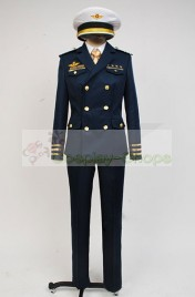 Shining Airlines First Officer Uniform Cosplay Costume from Uta no Prince-sama