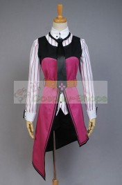 Vocaloid Project DIVA-F 2nd LUKA dress Cosplay Costume