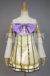Vocaloid Project DIVA-f Rin Dress Cosplay Costume