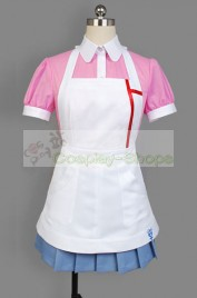 Mikan Tsumiki Cosplay Costume from Super Dangan Ronpa Danganronpa 2