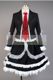 Celestia Ludenberg Cosplay Costume from Danganronpa