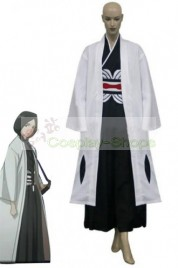 Bleach -  4th Division Captain Unohana Retsu Cosplay Costume