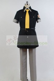 Kamigami no Asobi: Ludere deorum Tsukito Totsuka Summer Uniform Cosplay Costume
