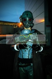 NCR New California Republic Rangers Armor / Armour Cosplay from Fallout: New Vegas