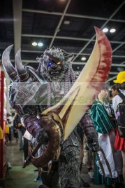 League of Legends LOL Rengar Full Armor Cosplay