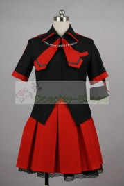 Blood C Kisaragi Saya Cosplay Costume