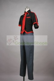 Blood C Boy Male Uniform Cosplay Costume
