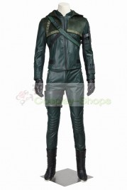 Arrow Oliver Queen Green Arrow Cosplay Costume