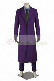 Batman The Dark Knight The Joker Cosplay Costume