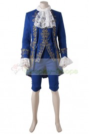 Beauty and the Beast Movie The Beast Outfit Cosplay Costume