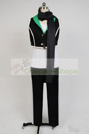 Beyond the Boundary / Kyoukai no Kanata Hiroomi Nase Cosplay Costume