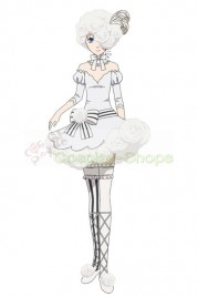 Black Butler Book of Circus Doll Cosplay Costume