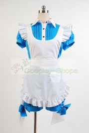 Black Butler Ciel Phantomhive in wonderland Cosplay Costume