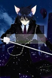 Shugo Chara Tsukiyomi Ikuto Black Jacket Suit Cosplay Costume