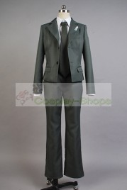 Danganronpa: Trigger Happy Havoc Makoto Naegi Outfit Cosplay Costume