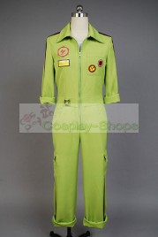 Kazuichi Souda Cosplay Costume from Super Dangan Ronpa Danganronpa 2