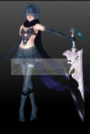 Drakengard 3 Two Full Cosplay Costume