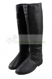 Final Fantasy VII:Advent Children FF7 Loz Boots Cosplay