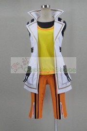 God Eater 2: Rage Burst Kota Fujiki Cosplay Costume