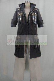 God Eater Amamiya Rindou / Lindow Amamiya Cosplay Costume