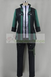 God Eater Lenka Utsugi Cosplay Costume