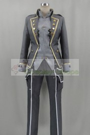 God Eater Protagonist Male Cosplay Costume