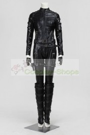 Green Arrow Season 3 Black Canary Cosplay Dinah Laurel Costume