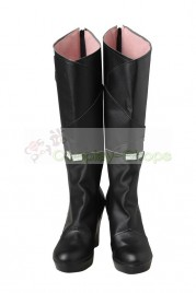 Guardians of the Galaxy 2 Gamora Cosplay Boots